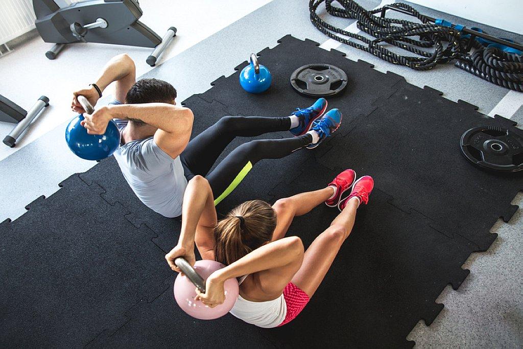 BIld Fitness Indoor